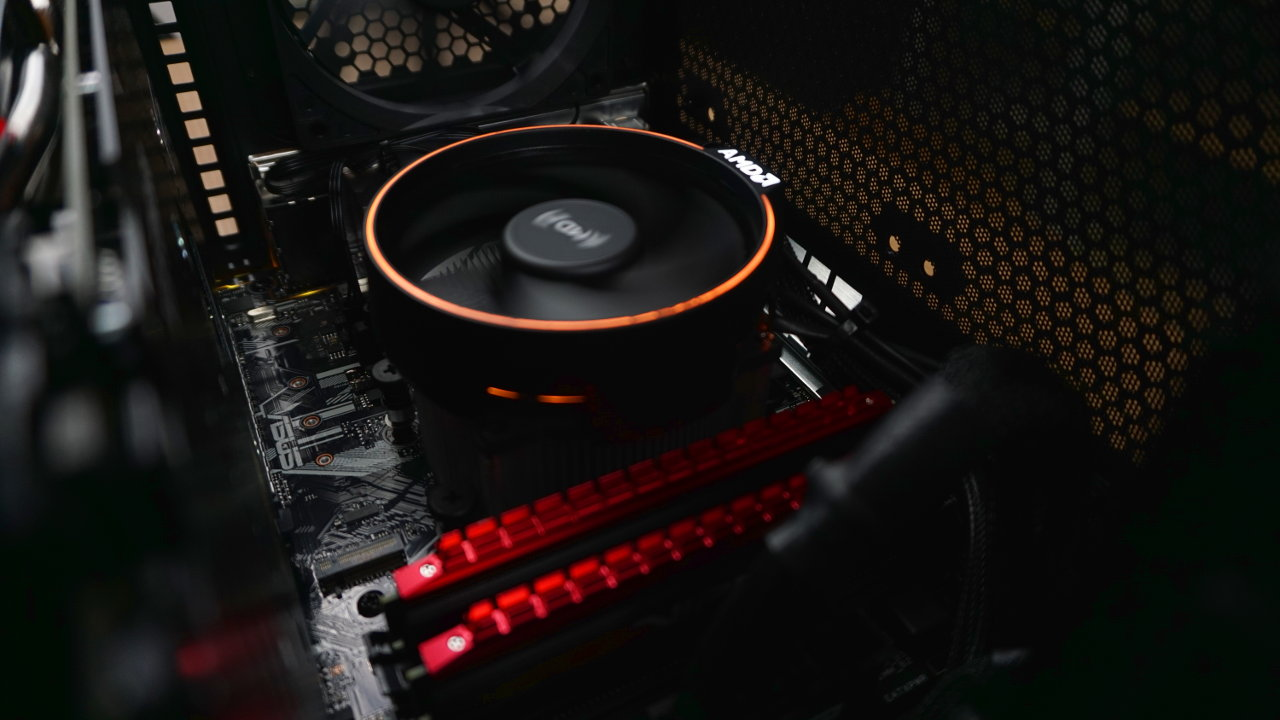 AMD Ryzen 7 1700 Unboxing